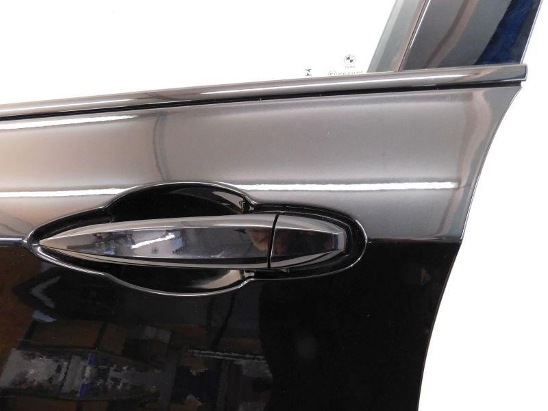 Tür v.l. mit ZV, mit el. FH (4-türig) Fahrertür  Tür vorne links  Black Saphire Met.BMW 2 GRAN TOURER  F46 LCI  216D