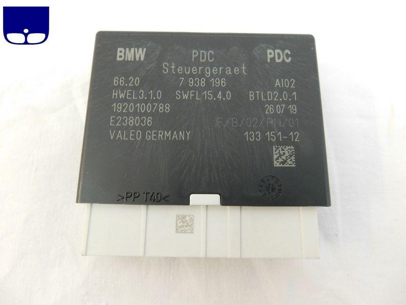 Steuergerät, Einparkhilfe PDC SteuergerätBMW 2 GRAN TOURER  F46 LCI  216D