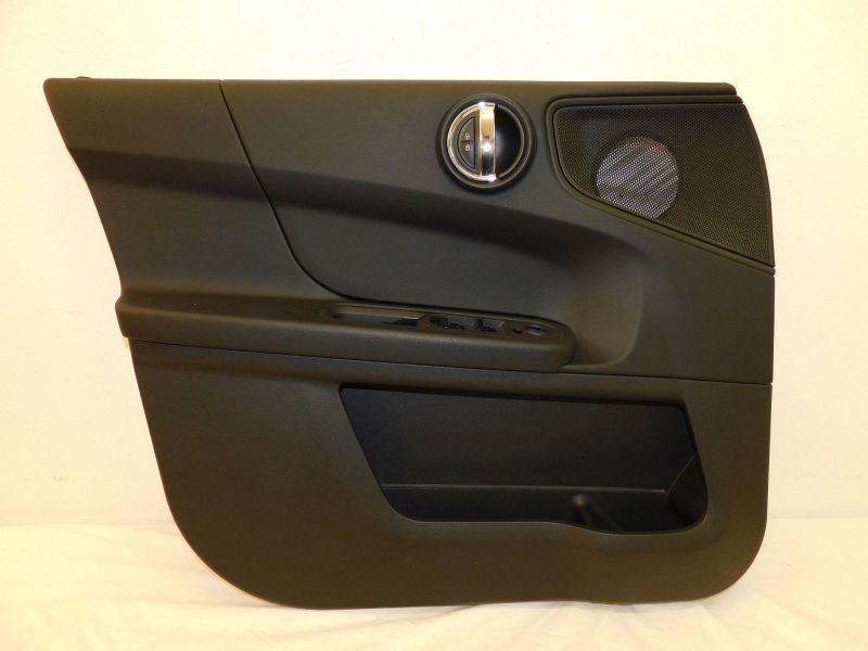 Türverkleidung links vorne Türverkleidung vorne links  Carbon Black mit LichtpaketMINI MINI COUNTRYMAN (F60) COOPER