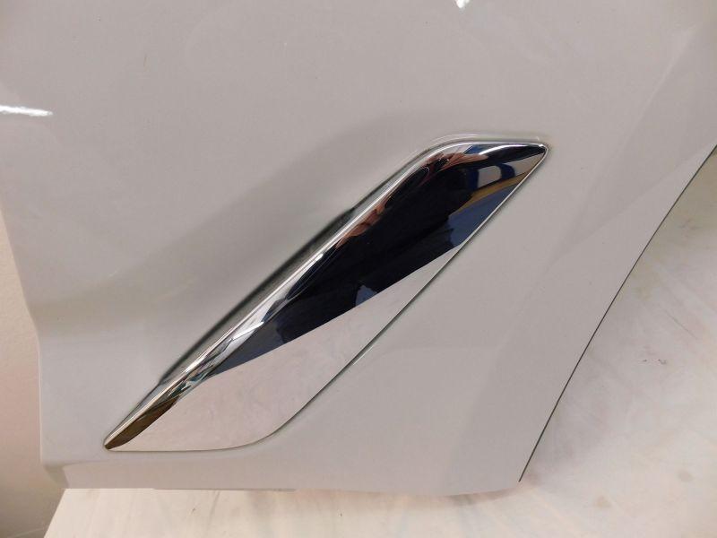 Kotflügel vorne rechts Kotflügel vorne rechts Alpinweiß 3BMW 5  G30 LCI 530IA