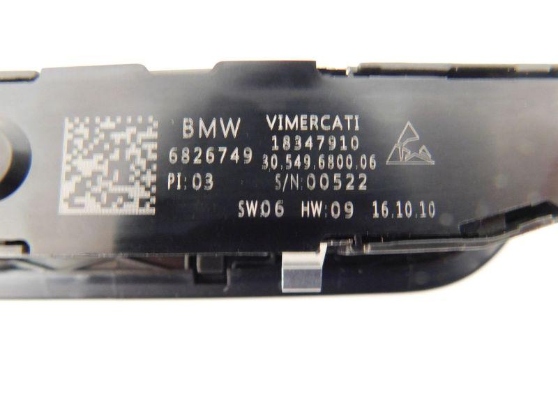 Schalter  sonstige Bedieneinheit Sitzfunktion  schwarzBMW 5  G30 LCI 530IA