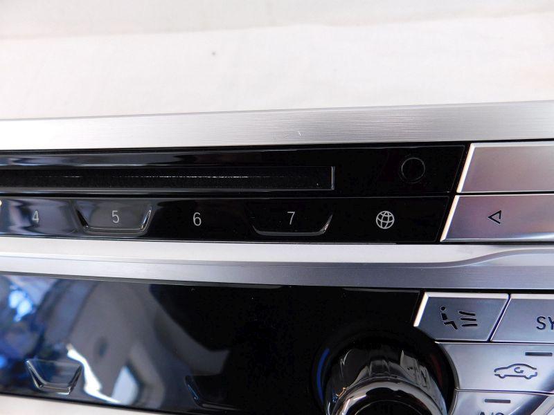 Klimaelektronik Klimabedienteil vorne + hinten + I-Drive Controller KeramikBMW 7 (G12 LCI ) 760 I, LI XDRIVE