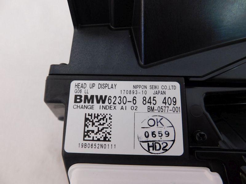 Head Up Display Head Up DisplayBMW X6 (G06) M50D