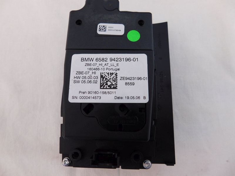 Navigationssystem Naviset MGU , Headunit   Controller/Glas   Touch DisplayBMW X6 (G06) M50D