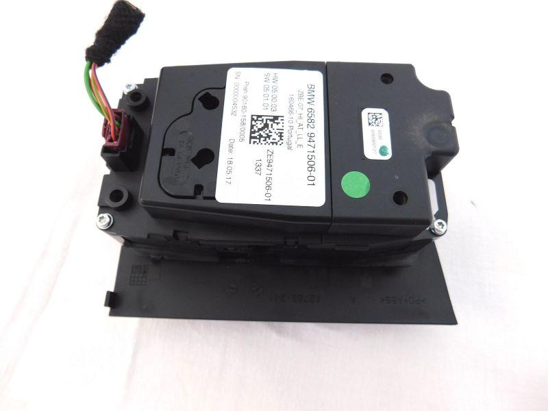 I-Drive Controller I-Drive Controller LHD Real GlassBMW X6 (G06) M50I