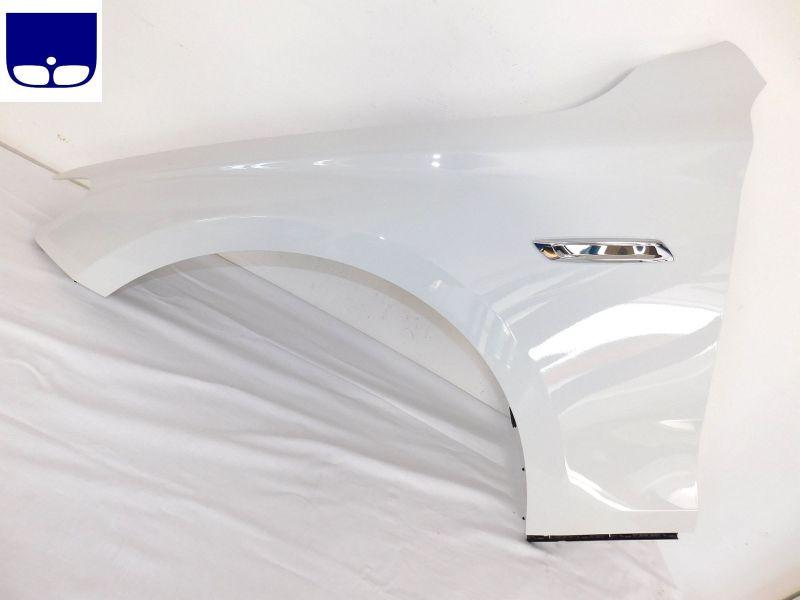 Kotflügel vorne links Kotflügel vorne links  Alpinweiß 3  Neuwertig!BMW 5 GRAN TURISMO (F07) LCI 528IA