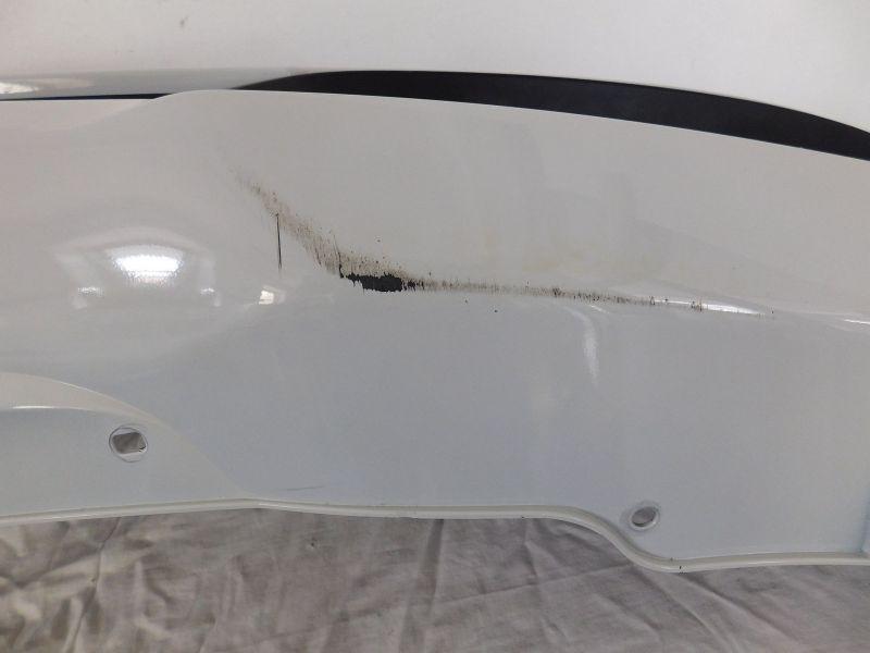 Stoßstange vorn Frontschürze mit PDC-Ausschnitt  Alpinweiß 3BMW 5 GRAN TURISMO (F07) LCI 528IA