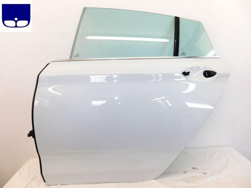 Tür h.l. mit ZV, mit el. FH Tür hinten links  Alpinweiß 3   Neuwertig!BMW 5 GRAN TURISMO (F07) LCI 528IA