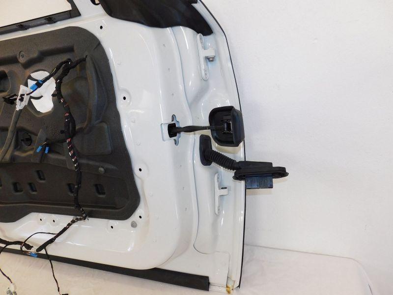 Tür v.l. mit ZV, mit el. FH (4-türig) Fahrertür Tür vorne links   Alpinweiß 3 neuwertig!BMW 5 GRAN TURISMO (F07) LCI 528IA